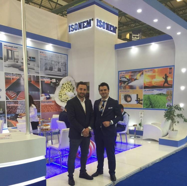 2017  Istanbul Construction Fair