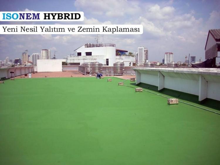 ISONEM HYBRID Application Photos