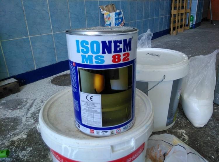 ISONEM MS 82 Application Photos