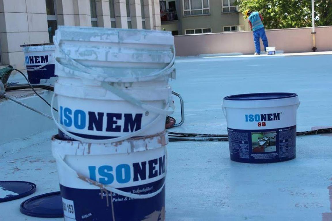 ISONEM SB SUPER COMPONENT Application Photos
