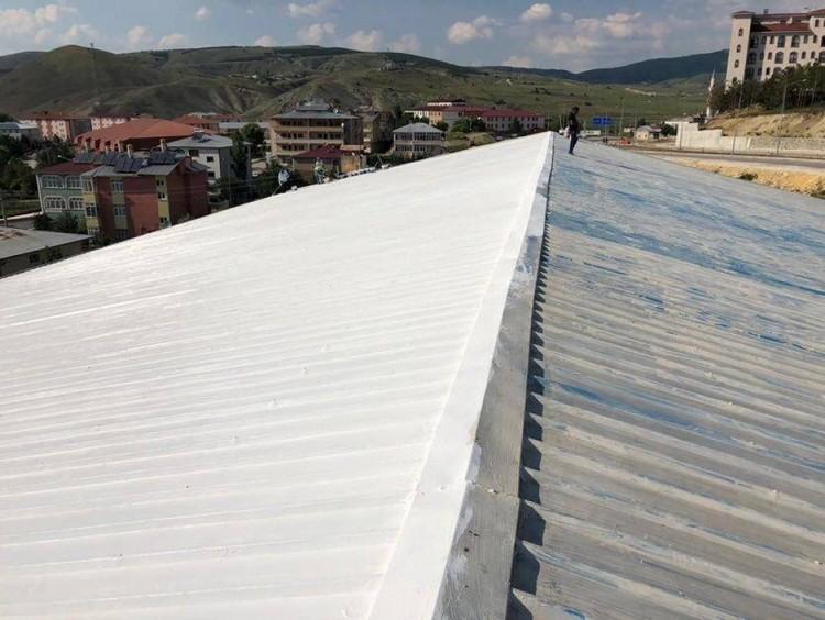 ISONEM THERMAL ROOF - Isonem Paint & Insulation Technologies