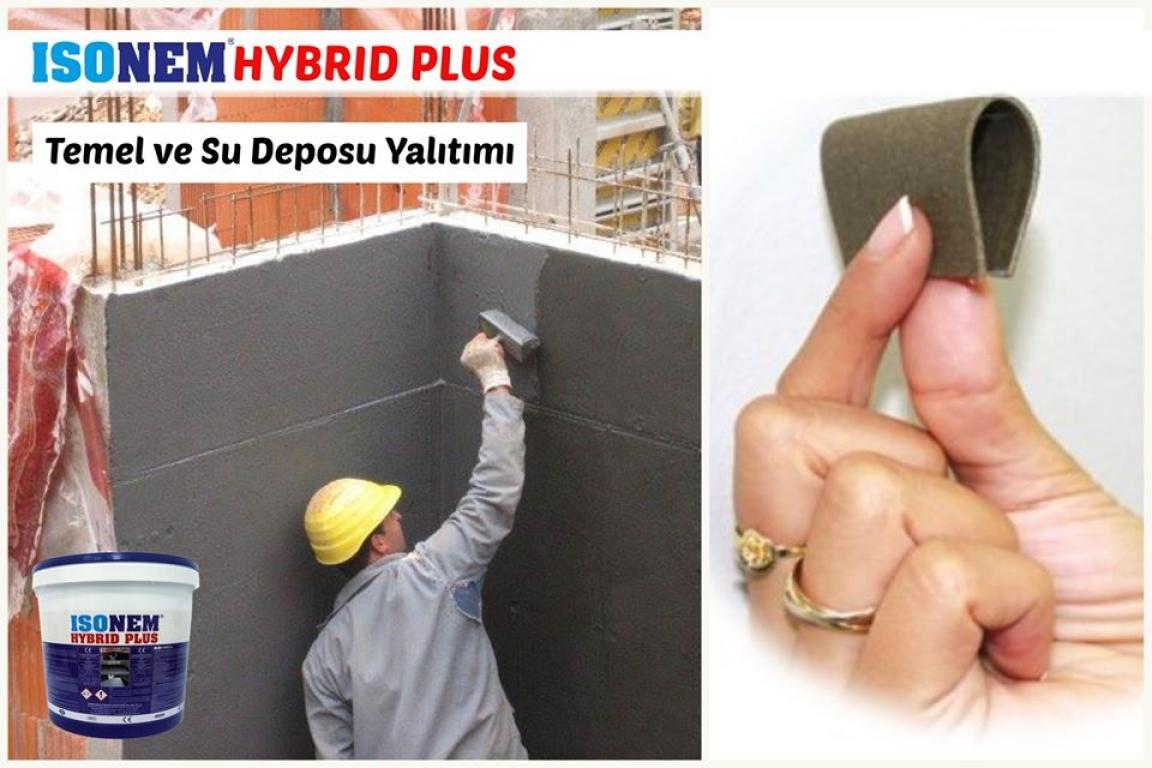 ISONEM HYBRID PLUS Application Photos