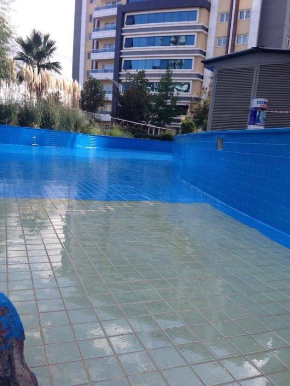 ISONEM POOL Application Photos