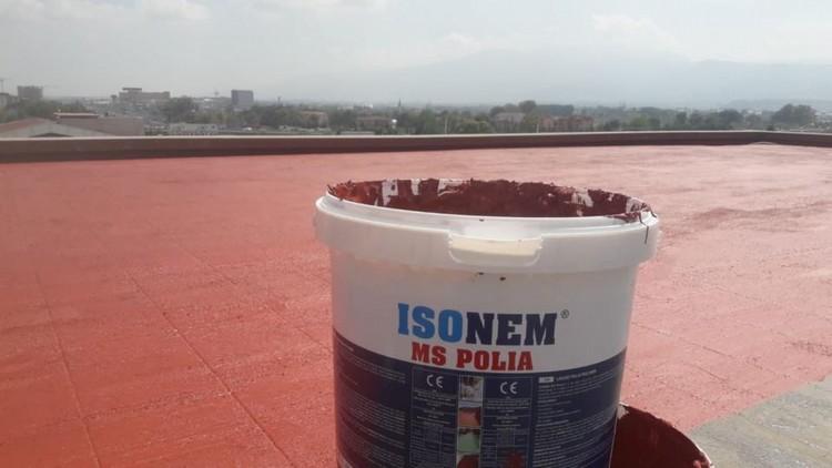 ISONEM MS POLIA Application Photos