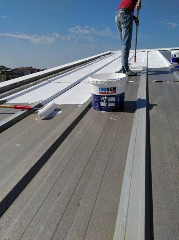 Isonem Thermal Roof Isonem Paint Amp Insulation Technologies