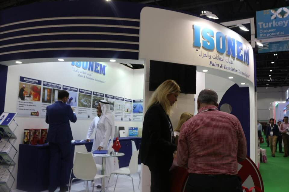 Isonem Dubai Fair 2017 - 2