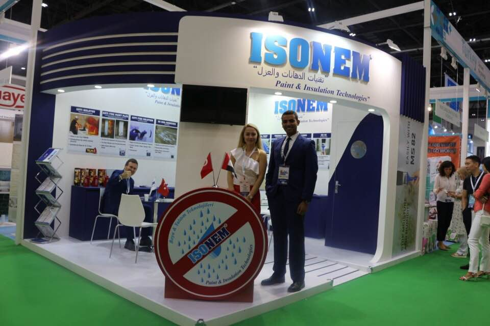 Isonem Dubai Fair 2017 - 1