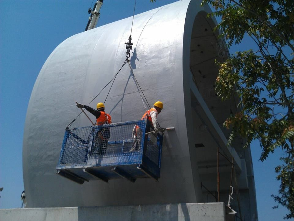 EURASIA ISONEM TUBE WITH PROJECT CONTINUES