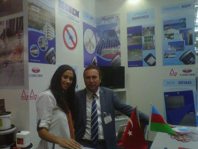 Construction Trade Fair 2011 in Baku Azerbaijan