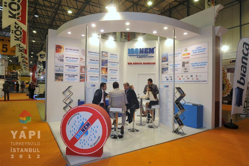 2012 Istanbul Construction Fair