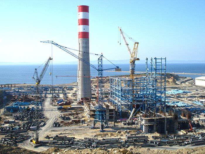 İÇDAŞ  ISONEM THERMAL POWER PLANT PROJECT ÇANAKKALE/BİGA