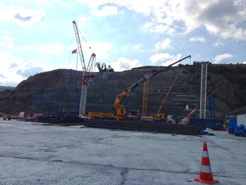ISTANBUL 3. YAVUZ SULTAN SELIM BRIDGE CONSTRUCTION-HYUNDAI