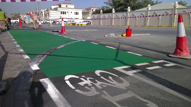KATAR BICYCLE PATH