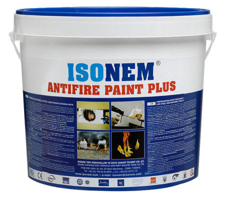 ISONEM ANTI FIRE PAINT PLUS