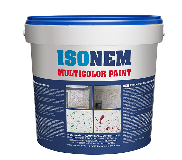 ISONEM MULTICOLOR PAINT