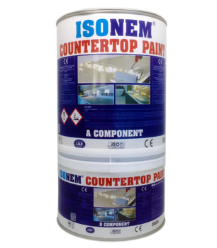 ISONEM COUNTERTOP PAINT