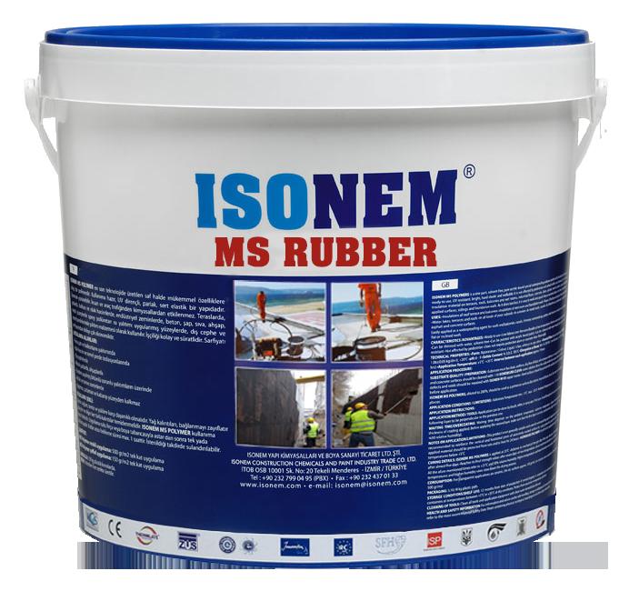 ISONEM MS RUBBER