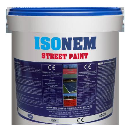 ISONEM STREET PAINT
