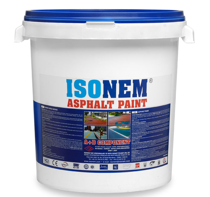 ISONEM ASPHALT PAINT