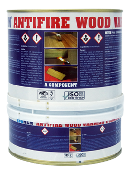 ISONEM ANTIFIRE WOOD VARNISH